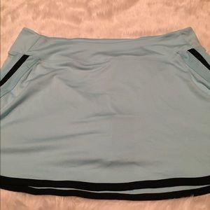 Teal Nike (tennis) Skort /Skirt